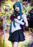 The Guardian of Time - Sailor Pluto Cosplay