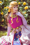 The Princess of Hyrule - Ocarina of Time Cosplay