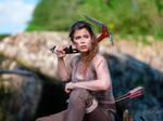 Life is just a big adventure! - Lara Croft Cosplay