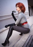 The Incredibles 2 - Elastigirl Cosplay by TineMarieRiis