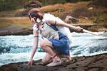 San Cosplay - Princess Mononoke