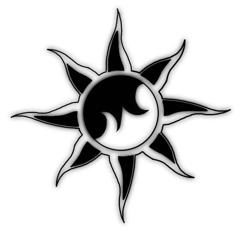how to draw a cool sun