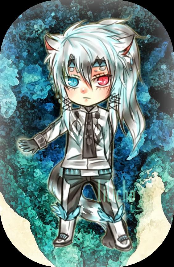 DTA : White Tiger by Lilicho