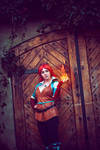 Triss Merigold from Witcher 3