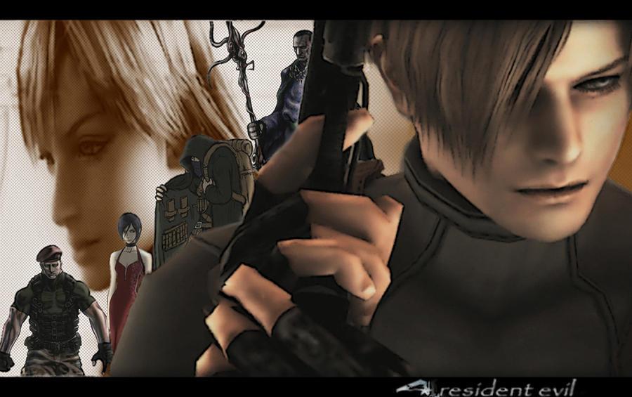 Resident Evil 4 Ada