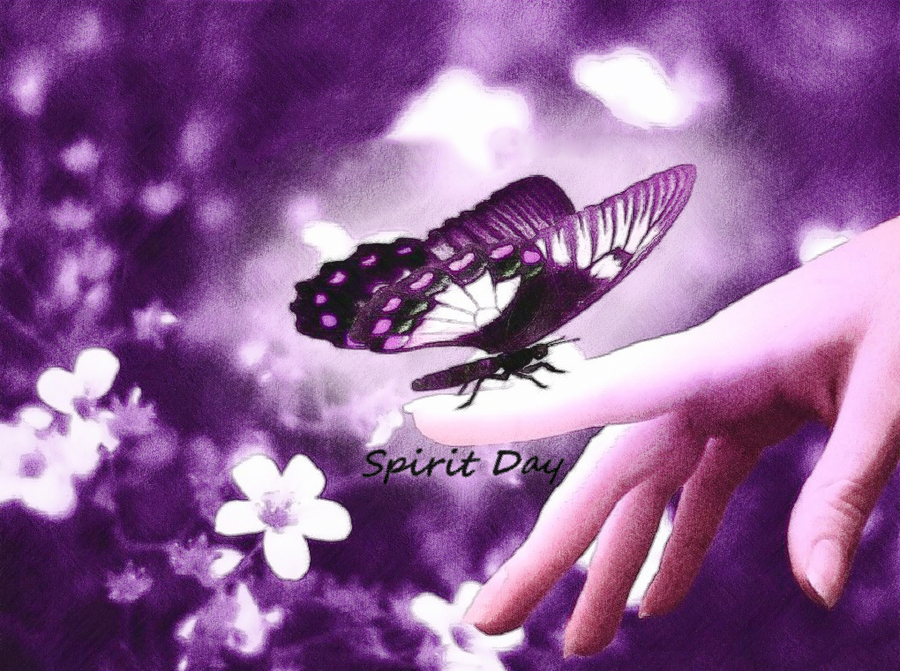 Purple Butterfly by Ada-hime