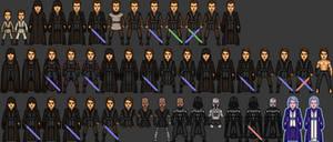 Star Wars Universe Anakin Skywalker/Darth Vader