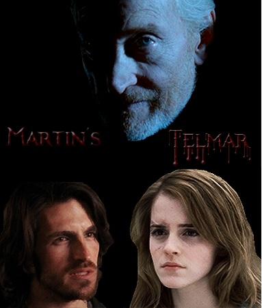 Martin's Telmar Cover Illustration by AragornofRedwall