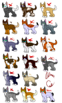 Left Over Adopts (Closed)