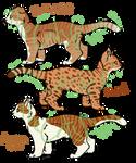 Cat Adoptables 9 [Closed]