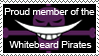 Whitebeard Pirates Stamp by Fischy-Kari-chan
