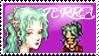 Terra Branford Stamp