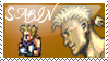 Sabin Figaro Stamp by Fischy-Kari-chan