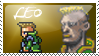 Leo Cristophe Stamp by Fischy-Kari-chan