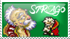 Strago Magus Stamp