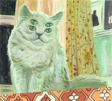 Feline Genetic Experiment No1
