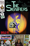 The Signifiers #2 alternate cover by MRNeno