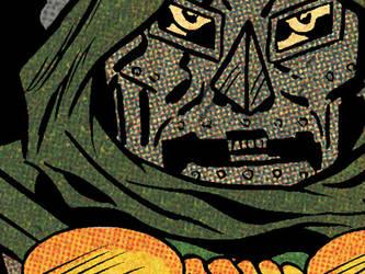 Doom Close Up