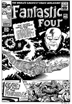 The Fantastic Four No. 49.1