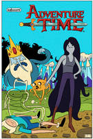 Adventure Time Variant Cover