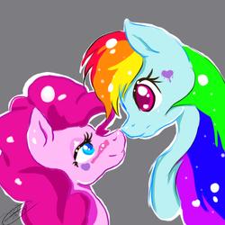 RainbowPie Doddle by LeaSmile