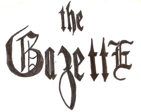 the GazettE logo 2