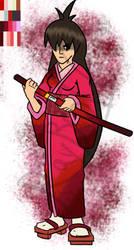 Kimono Emma by RayBro16
