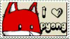 memberart: pyong stamp by pyong-fanclub