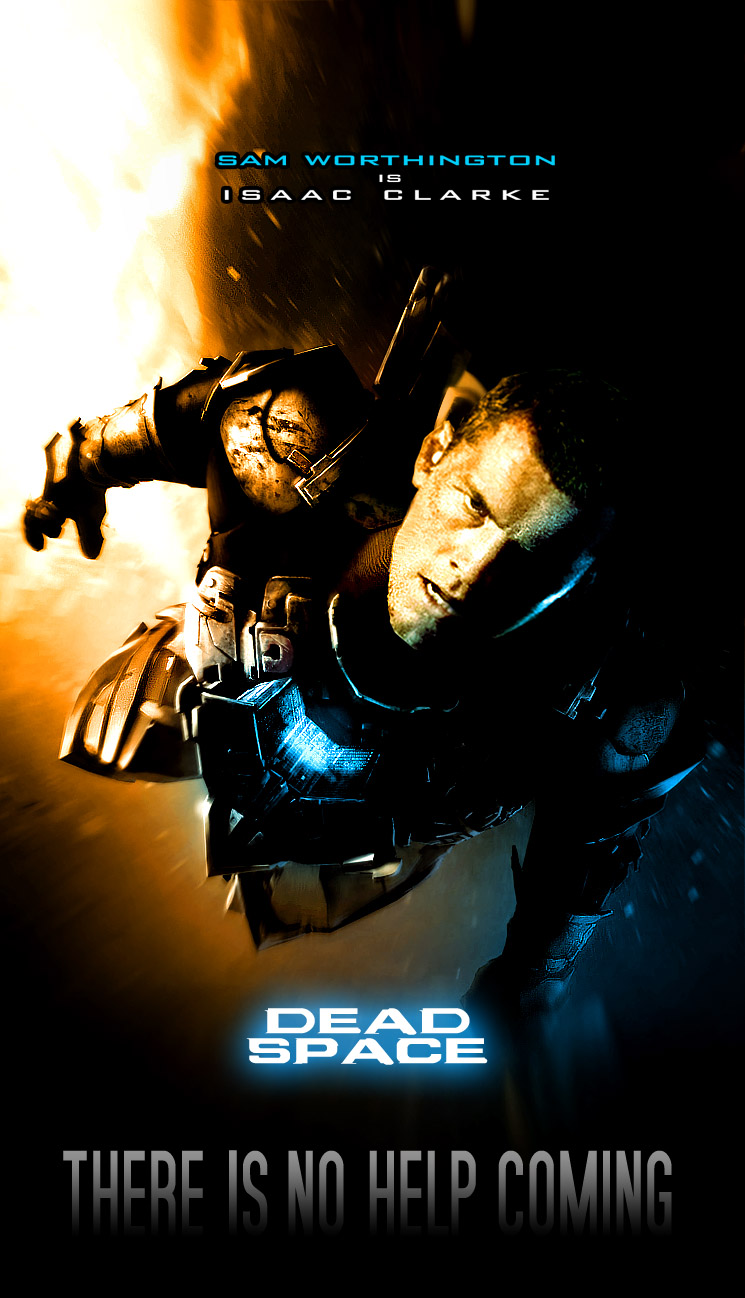 Dead Space Poster 2 by NiteOwl94