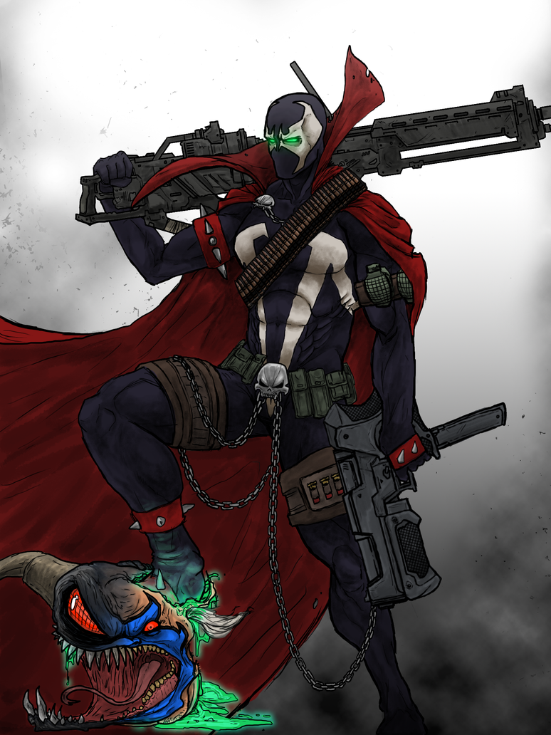 Clown Killer by NiteOwl94