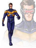 Cyclops Re-design by NiteOwl94