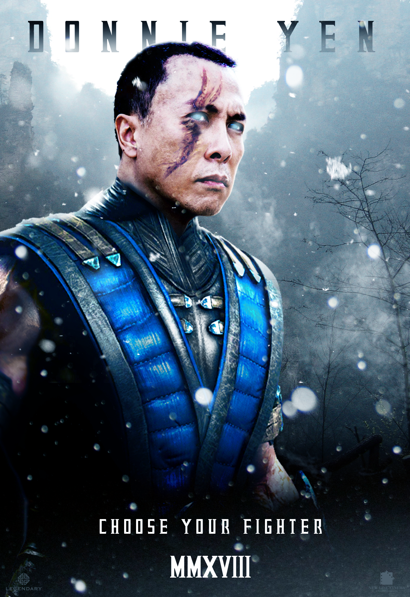 Mortal Kombat Movie Teaser 1: Sub-Zero by NiteOwl94 on ...