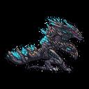 Alien Lizard Creature - Sprite by JunTan