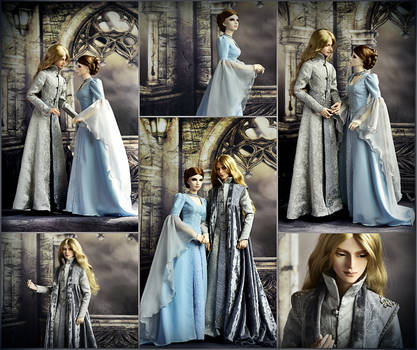 Elven Royal Family