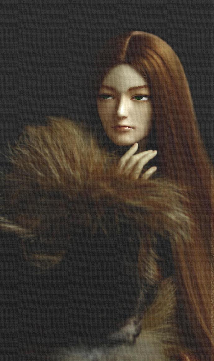 Portrait by vivianne-undo