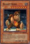 Yu-Gi-Oh Trading Cards-Donkey