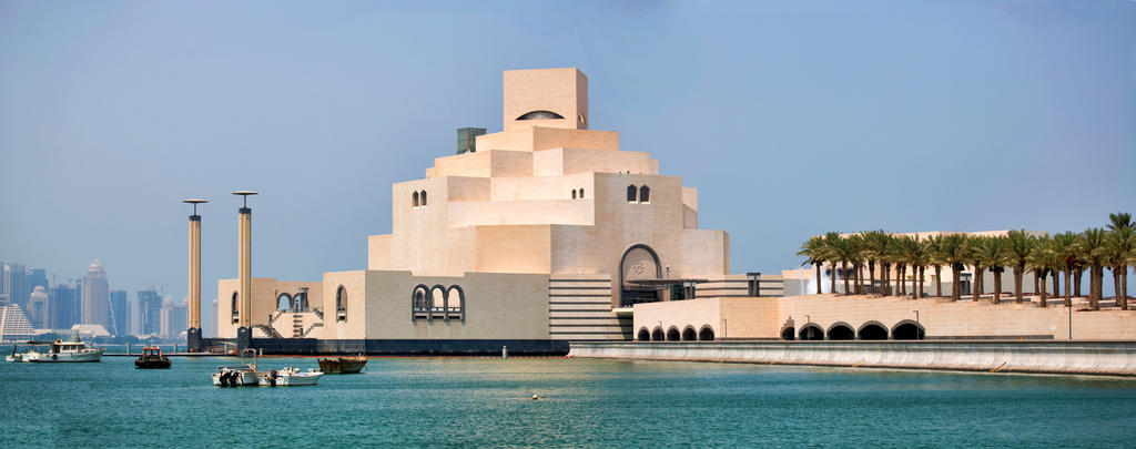 Museum of Islamic Art - Doha Qatar - 20130831  by TomFawls