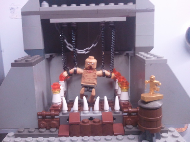 Agrippa in lego by balthazar147