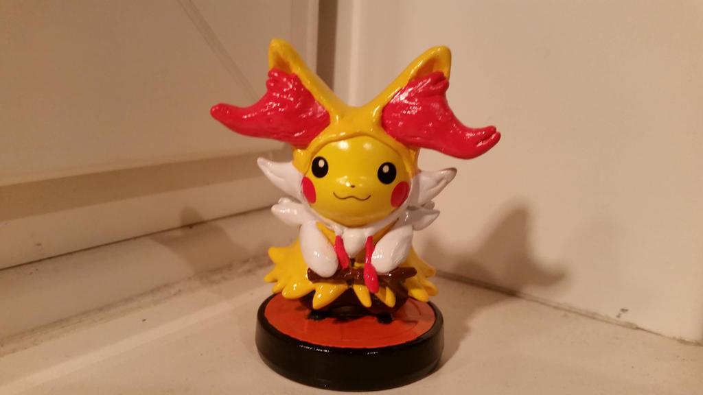 Pikachu.. brai-ka-chu? by balthazar147