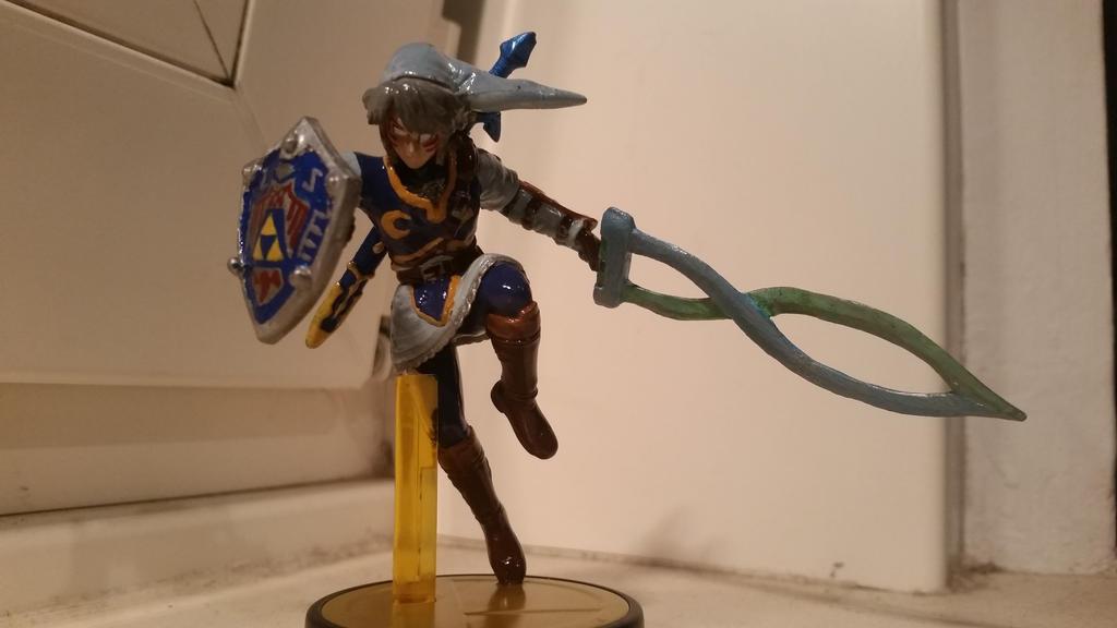 Fierce Deity Link by balthazar147
