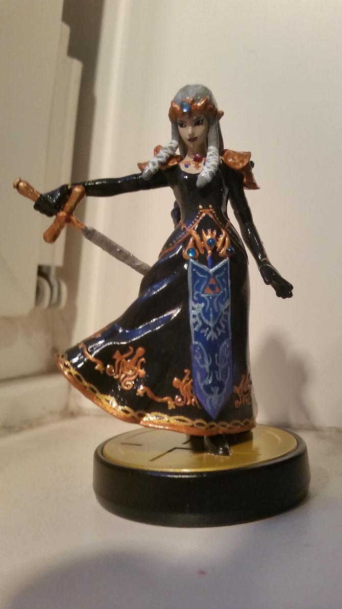 Dark Zelda by balthazar147