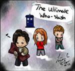 Ultimate Doctor Who Slash
