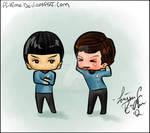 Star Trek TOS: Friendship most Foul