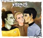 Star Trek TNG, DS9, TOS: Unpredictable