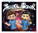 Star Trek TOS: Space Bros