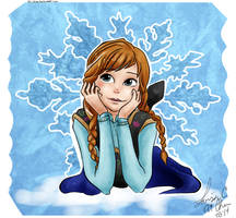 Frozen: Do you Wanna Build a Snowman? by Ai-hime