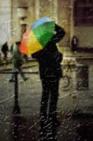 Rain by lov3ken