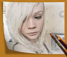 Drawing by lov3ken