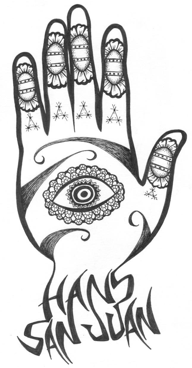 T-shirt design for Hans San Juan by TheShadowQueen