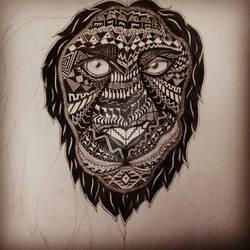 Native Lion (in-progress)